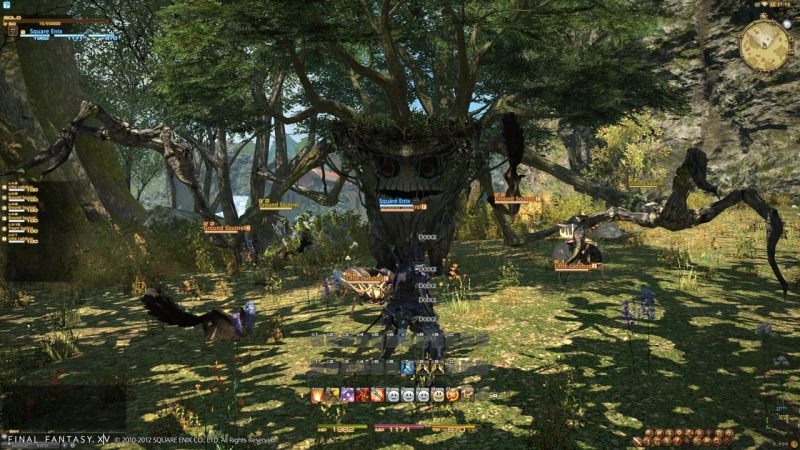 Final fantasy xiv gameplay - photo#18