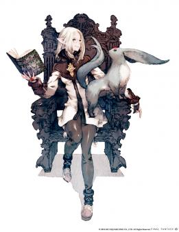 New FINAL FANTASY XIV: A Realm Reborn Gameplay Trailer, Screenshots ...  Final Fantasy 14 Classes Art