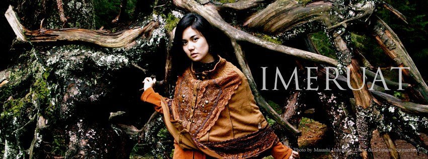 The beautiful singer of IMERUAT, Mina