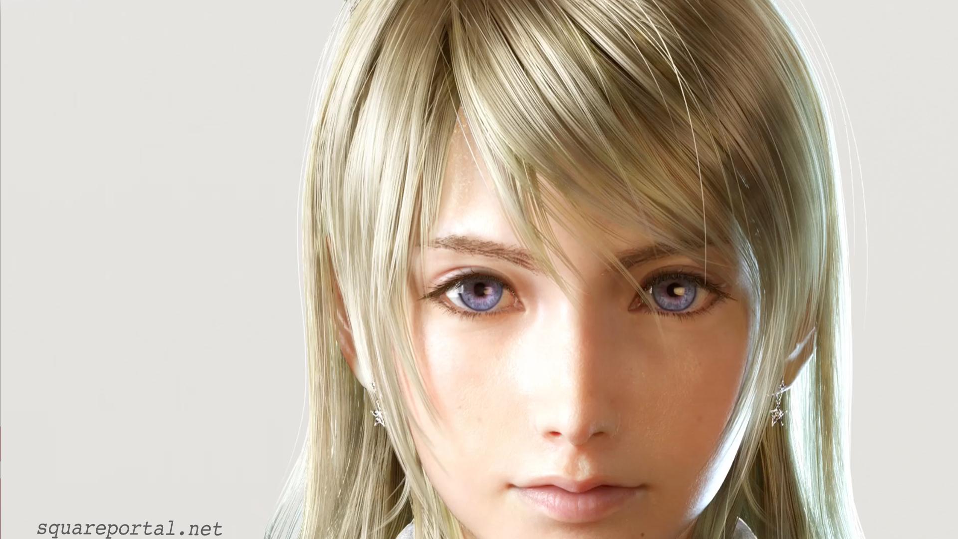 Final Fantasy Xv Wallpaper 4k Whit New Prompto By: Final Fantasy XV Wallpapers [E3 2013]