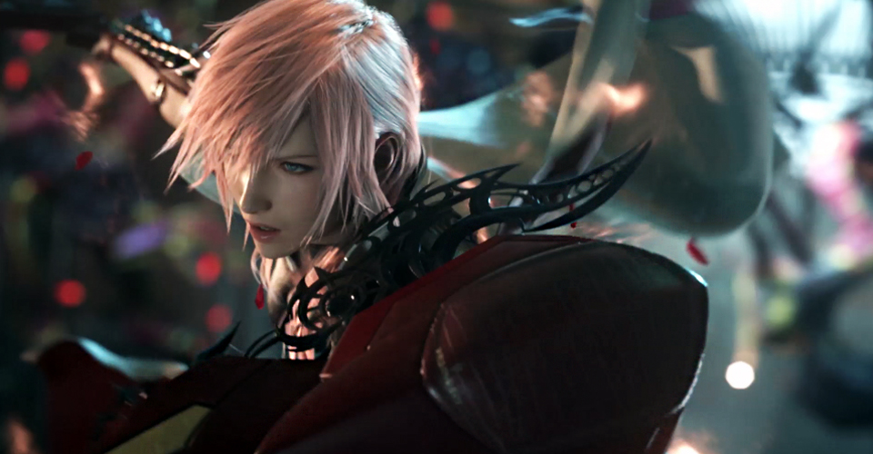 Lightning returns final fantasy xiii tokyo games show 2013 square enix has released a brand new trailer of lightning returns final fantasy xiii at tokyo games show 2013 the new trailer shows battle against caius voltagebd Gallery