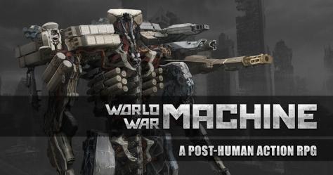 World War Machine  from Toque Games.