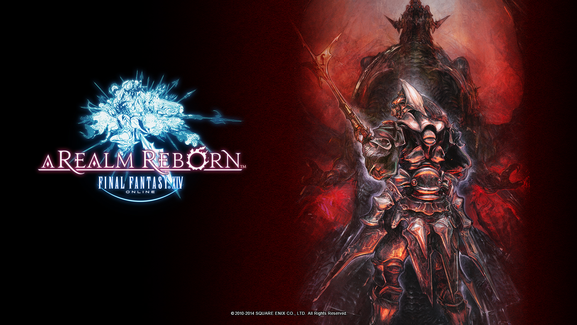 New final fantasy xiv a realm reborn wallpapers featuring gaius and square enix has released new amazing final fantasy xiv a realm reborn wallpapers this time they are featuring gaius and bahamut who are main villains in voltagebd Image collections