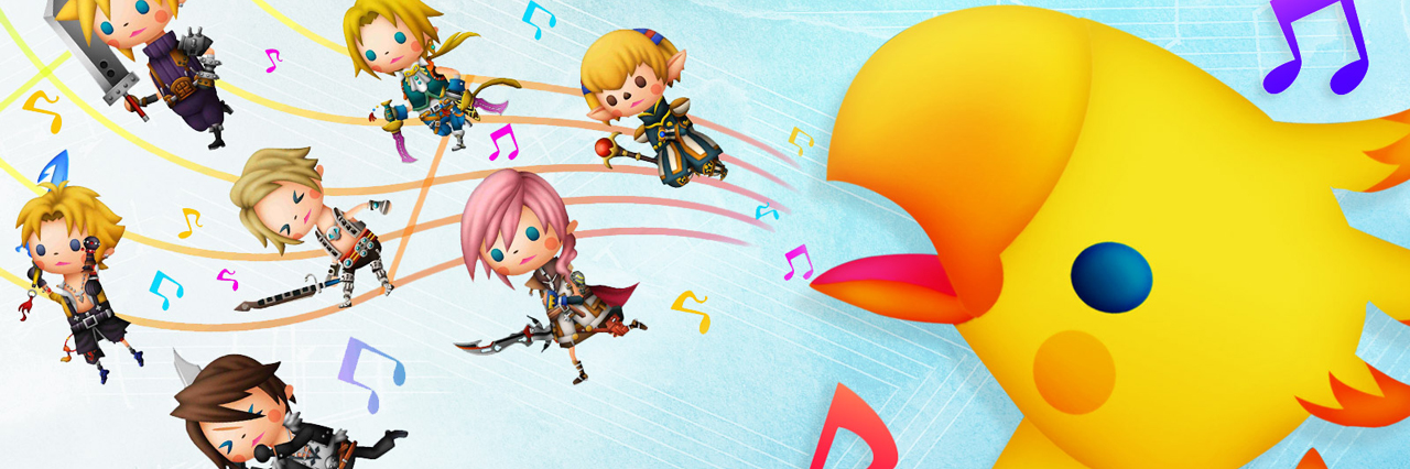 Legacy of Music – Episode 1 – Theatrhythm Final Fantasy Curtain Call