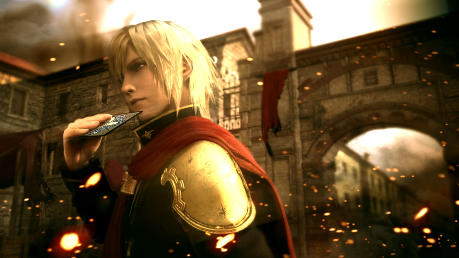 More English Voice Actors For Final Fantasy Type-0 HD And Agito Surface