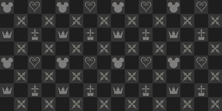 Kingdom_Hearts_Pattern_by_bebenciukas