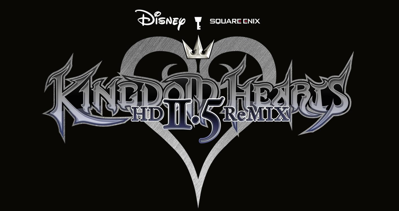 kingdomheartshd2.5remixlogo