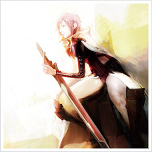New Lightning Returns artwork by Isamu Kamikokuryo (stretched from the thumbnail)