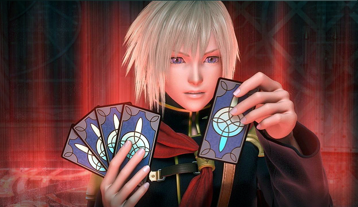 An old conceptual screenshot from Final Fantasy Agito XIII - Now known as Type-0
