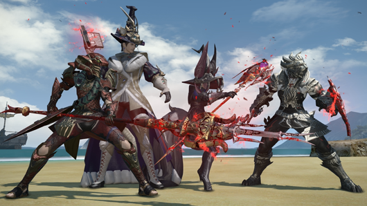 Prepare Yourself for Final Fantasy XIV: Dreams of Ice   Out