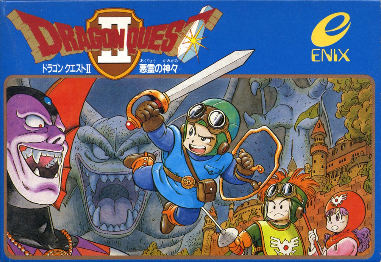 [Jeux vidéos] La saga Dragon Quest Dragonquestii