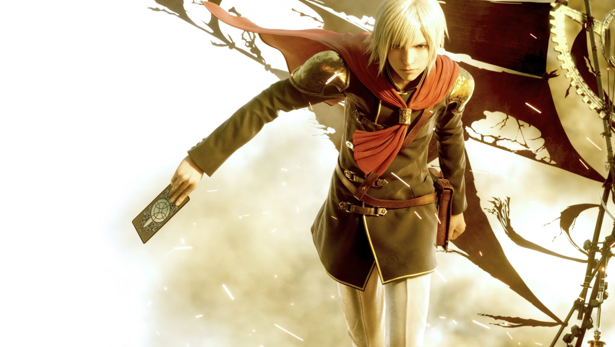 Get A New Final Fantasy Type 0 Hd Wallpaper It S Ace Square