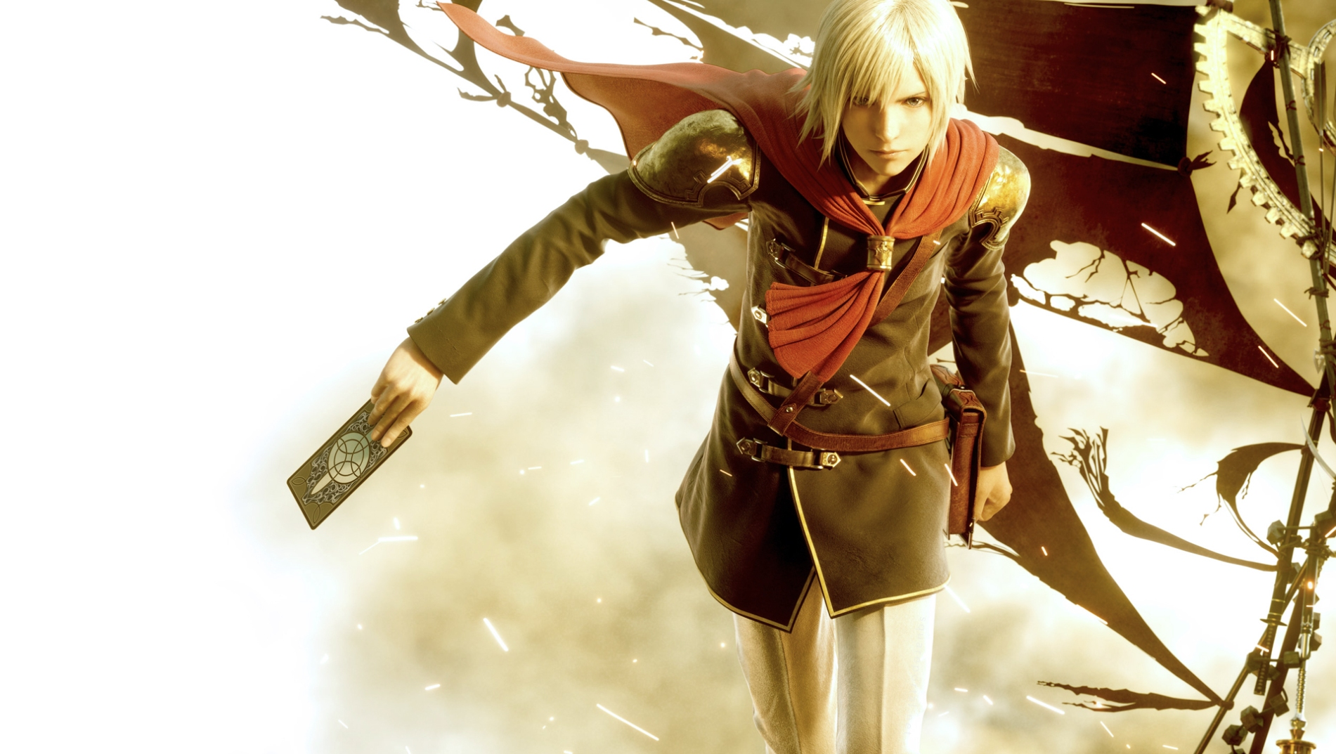 Get A New Final Fantasy Type 0 HD Wallpaper Its Ace SQUARE PORTAL