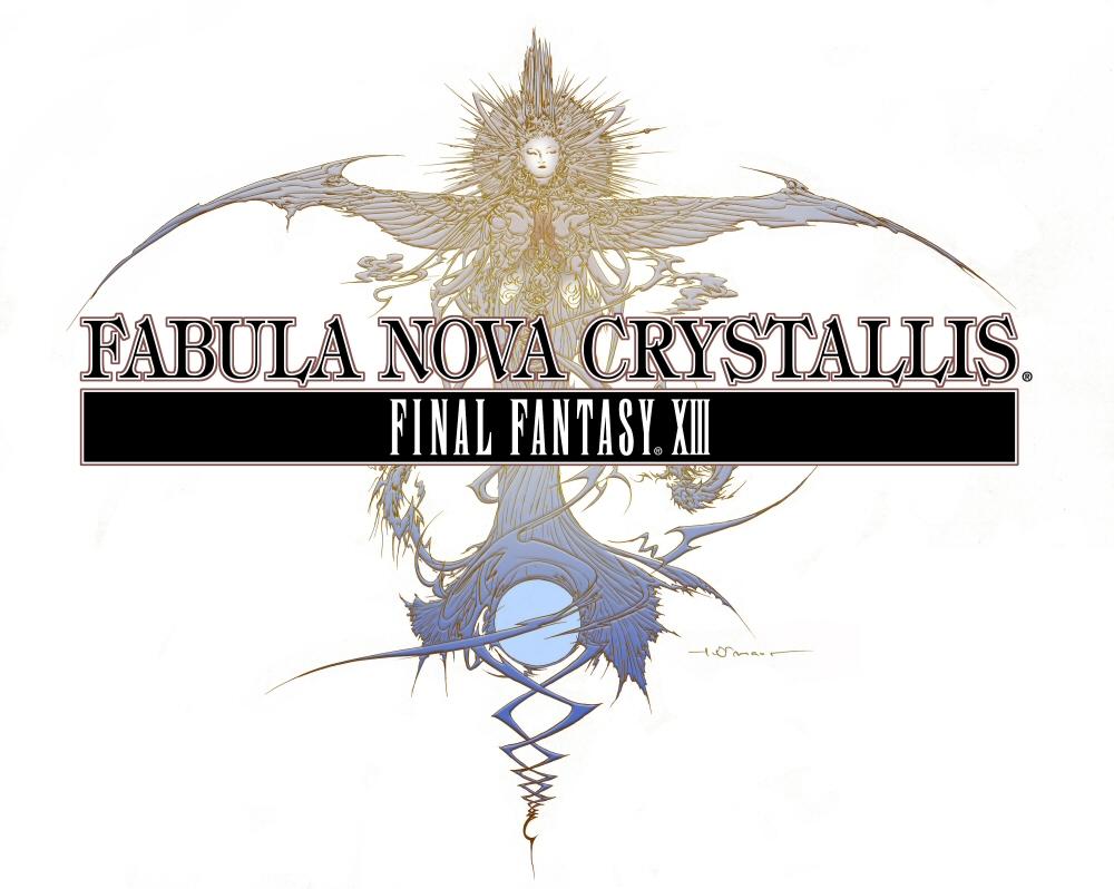 Fabula Nova Crystallis Logo Art