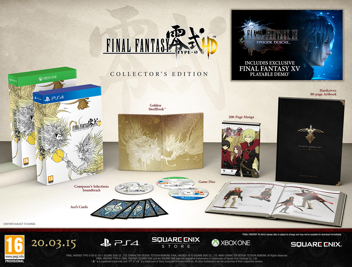 The European Collector's Edition