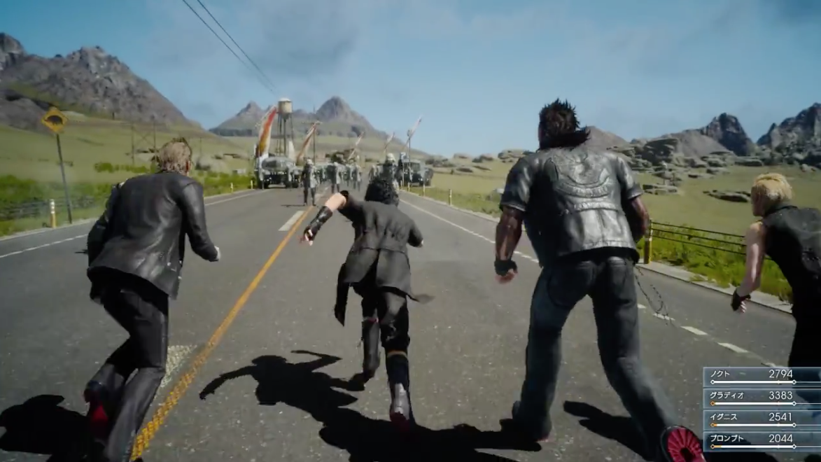 Published December 20, 2014 at 1173 × 660 in All New Final Fantasy XV ...