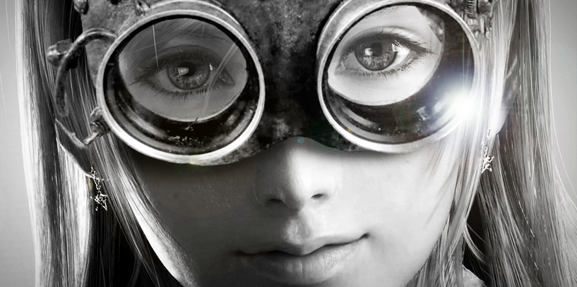 Stella Wearing Goggles - Our Edit - Not An Official Screenshot