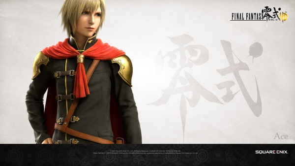 Final Fantasy Type 0 Hd Games 4k Wallpapers Images: Final Fantasy Type-0 HD Character Wallpapers