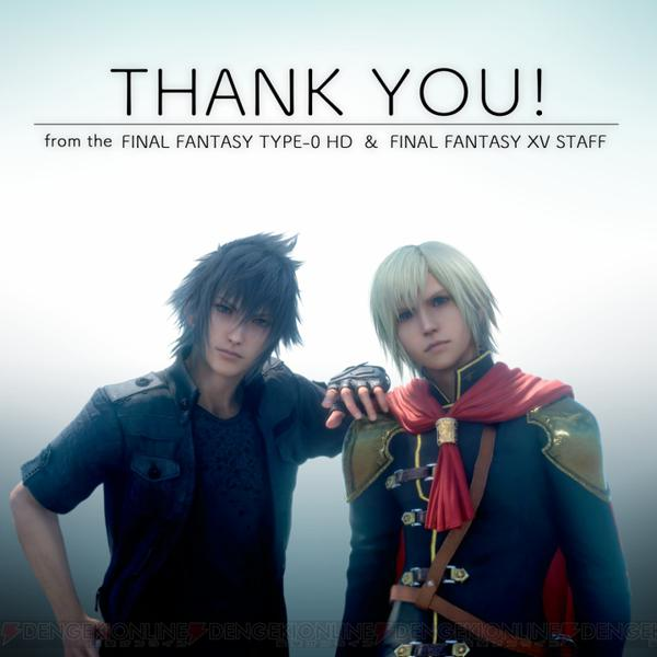Final Fantasy Type-0 HD Has Shipped One Million Copies Worldwide |New Active Time Report Announced