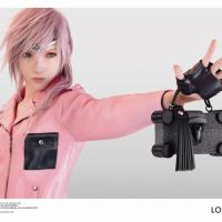 FINAL FANTASY 13 |Lightning- Claire Farron the new face for Louis Vuitton..!