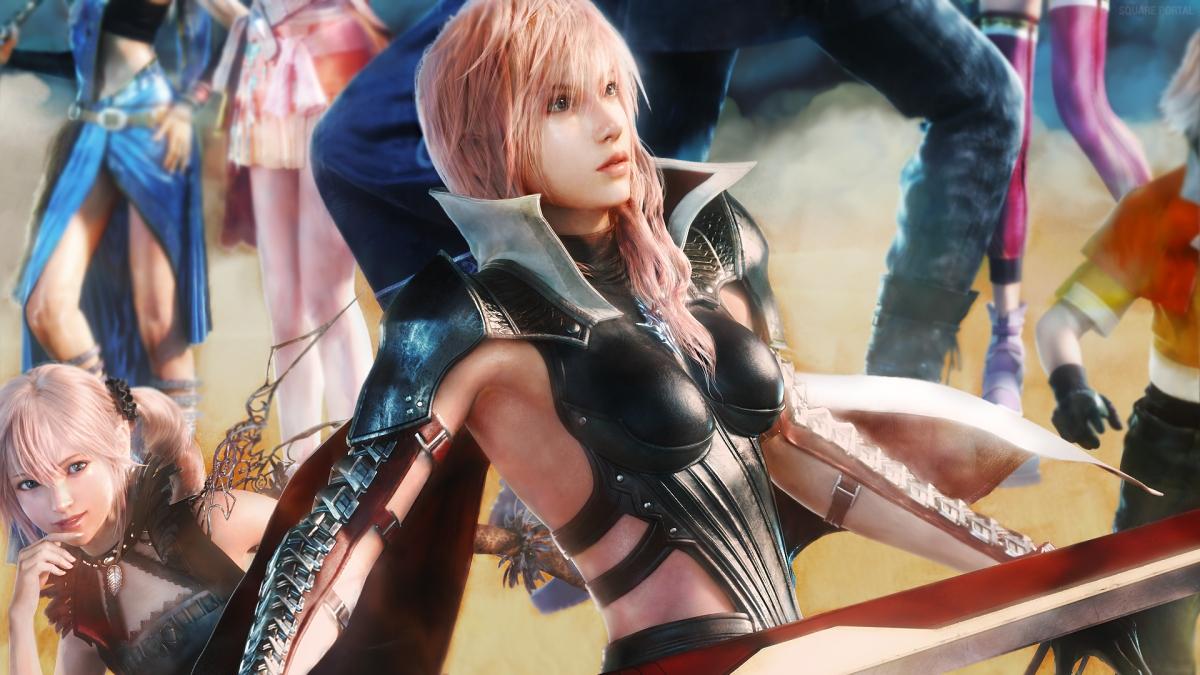 Aranea Highwind Final Fantasy Xv Hd Games 4k Wallpapers: Celebrating New Year With Lightning Returns Cast