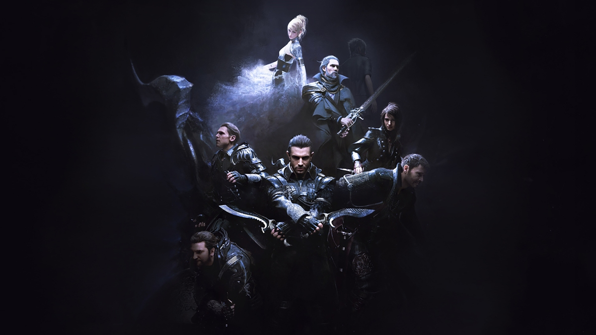 Get A Fancy Kingsglaive Final Fantasy Xv Wallpaper Movie