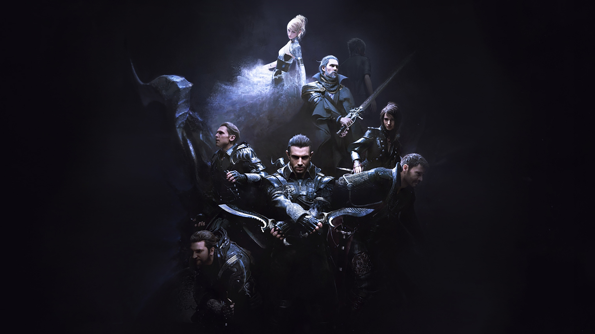 117 Final Fantasy Xv Hd Wallpapers: Get A Fancy Kingsglaive: Final Fantasy XV Wallpaper