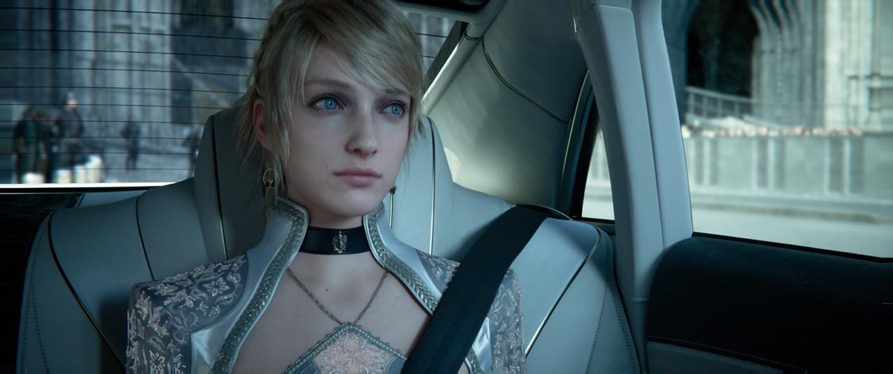 Nearly Photorealistic , See the Latest Kingsglaive Final Fantasy XV Screenshots