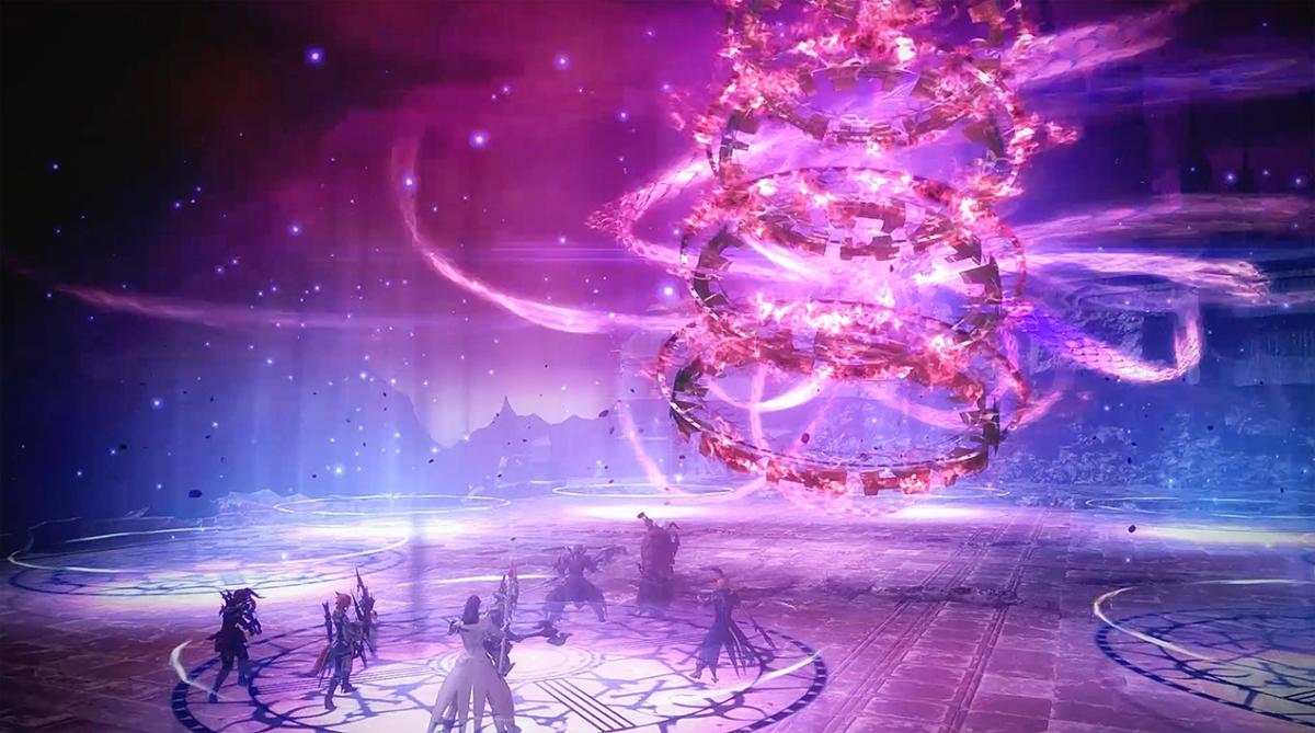 """Final Fantasy XIV """"Revenge of the Horde"""" Launch Trailer"""