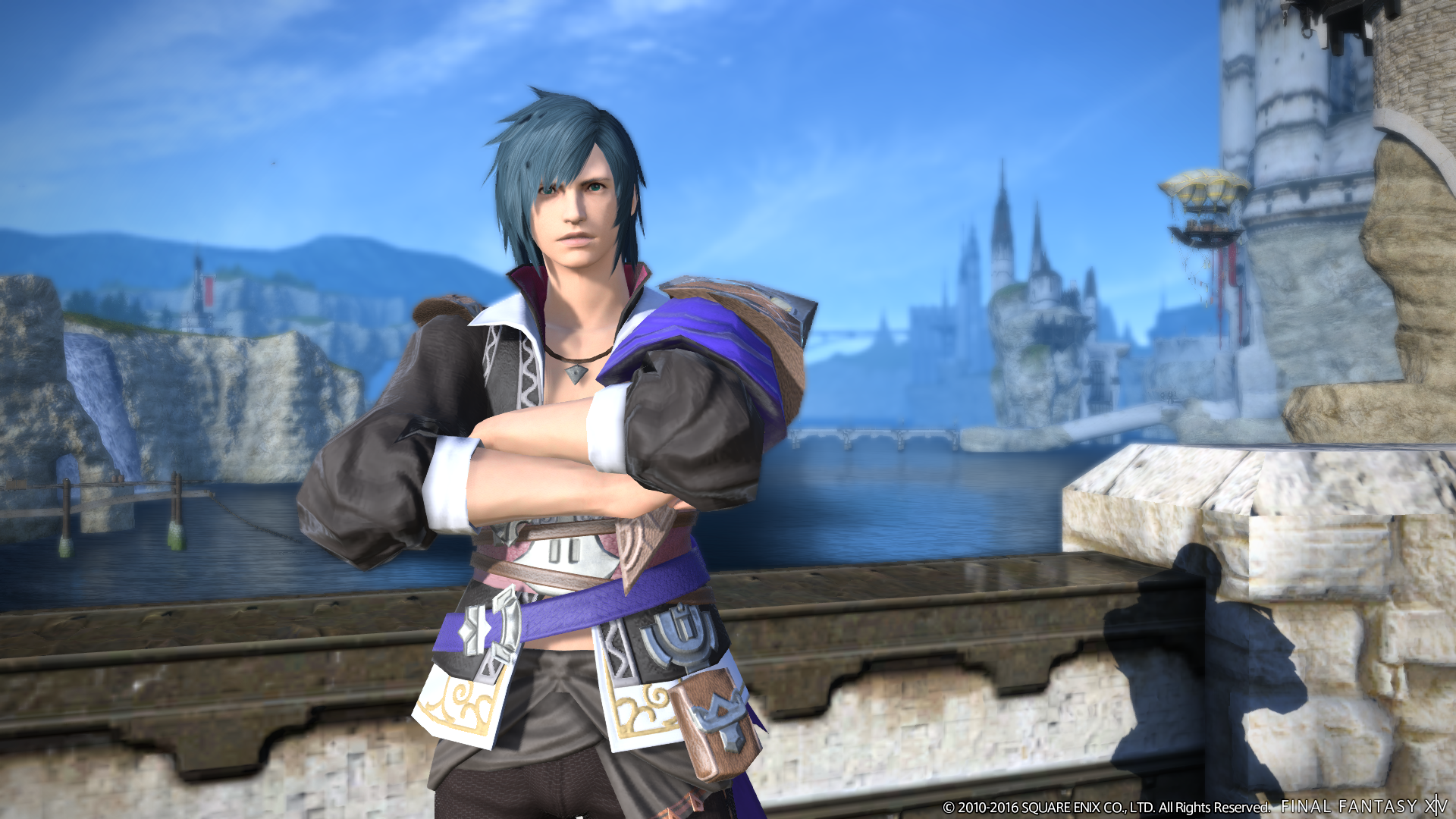 final fantasy xiv patch 3.3 brings new emotes, hairstyles, mounts
