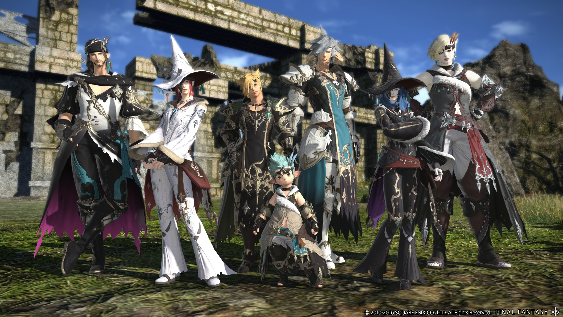 Final Fantasy XIV Patch 3 3 Brings New Emotes, Hairstyles, Mounts