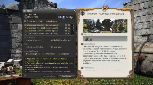 FFXIV_Screenshot_Raid_Finder_DE_26_1464195219.05.2016
