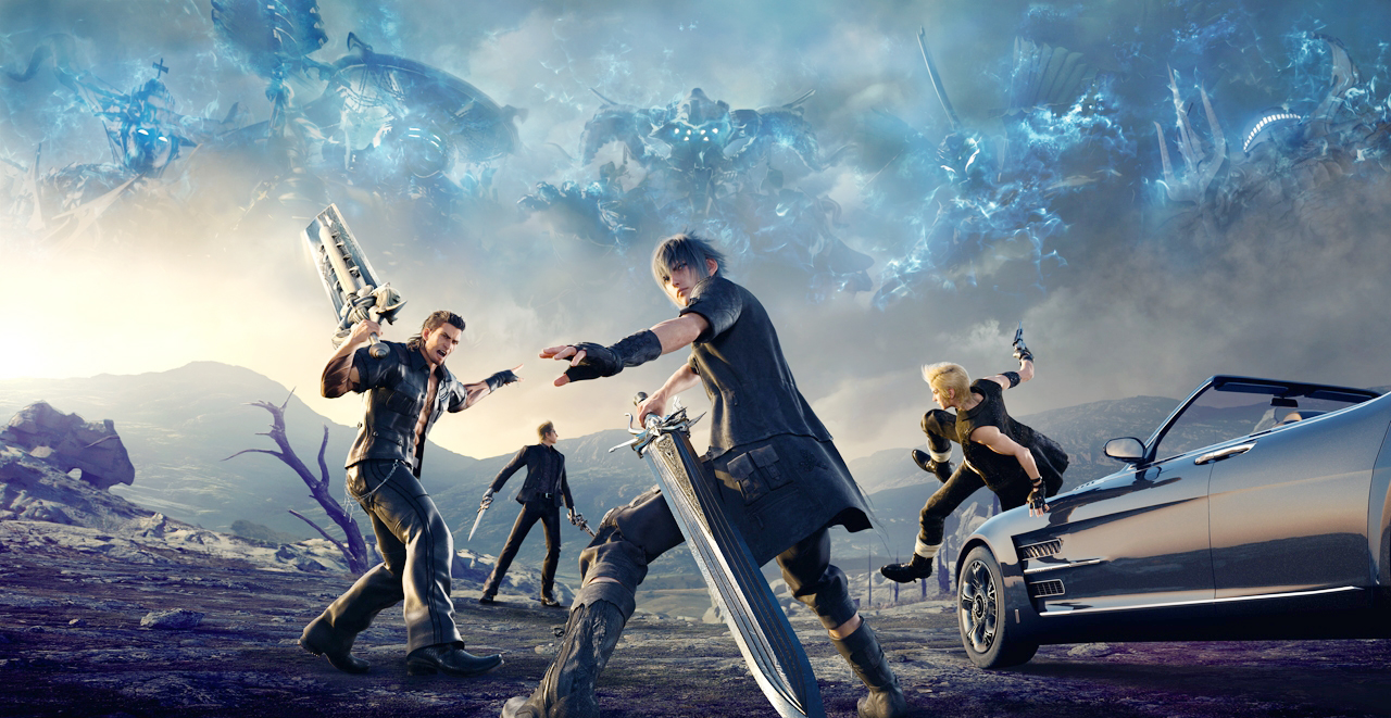 what to watch live today? final fantasy xv concert, apple keynote