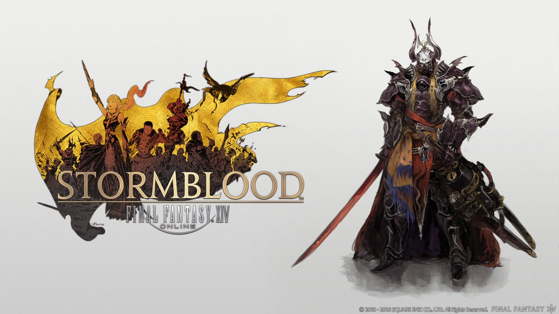 Final Fantasy XIV Patch Files Potentially Reveal Samurai for
