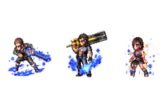 Final Fantasy XV Brave Exvius
