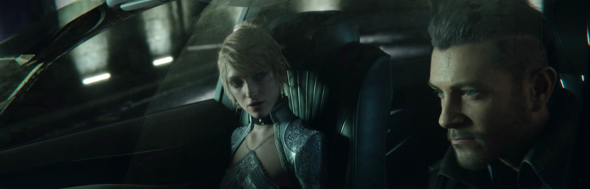 first look at new final fantasy xv concept art the city of
